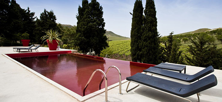 Piscine Design Bordo Sfioro